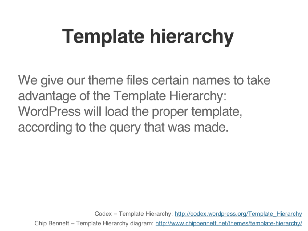 Wordpress Verdieping Workshop